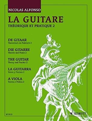 La guitare théorique et pratique vol. 2 / Alfonso Nicolas / Schott