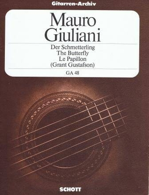 Gitarren-Archiv (GA) / Le Papillon 32 pièces op. 50 / Giuliani Mauro / Schott