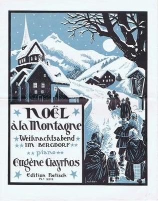 Nol à la montagne / Gayrhos Eugène / Foetisch Frères