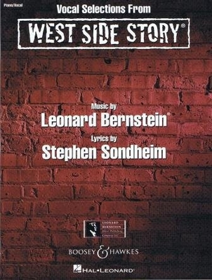 West Side Story (vocal selection) / Bernstein Leonard / Boosey & Hawkes