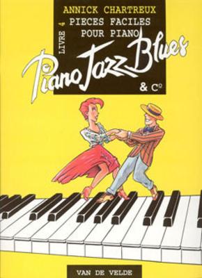 Piano Jazz Blues and Co vol. 4 / Chartreux Annick / Van de Velde
