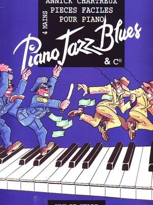 Piano Jazz Blues and Co / Chartreux Annick / Van de Velde