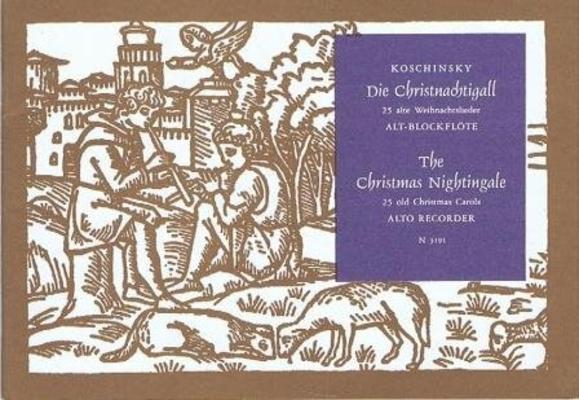 Die Christnachtigall /  / Noetzel