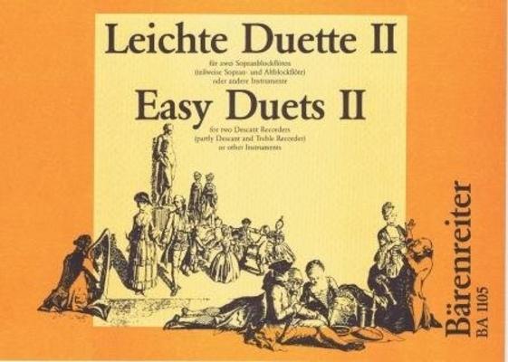 Leichte Duette II /  / Bärenreiter