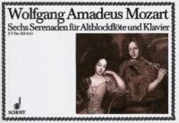 Sérénade no 2 en fa majeur KV 213 / Serenade 2 F / Wolfgang Amadeus Mozart / Schott