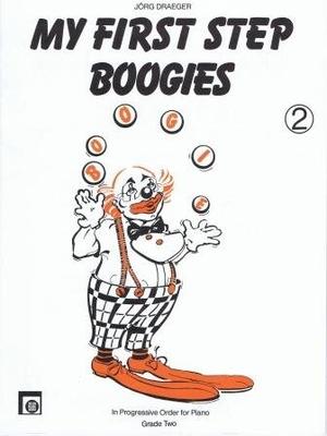 My first Step Boogies vol. 2 / Dräger Jürg / Melodie