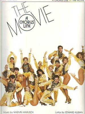 A Chorus Line The Movie: Vocal Selections / Hamlisch, Marvin (Artist); Kleban, Edward (Artist) / Music Sales