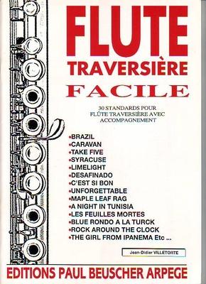 Flûte traversière facile vol. 1 /  / Paul Beuscher