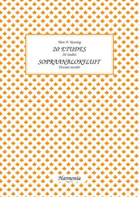 20 Etudes Revised edition / Hans P. Keuning / Harmonia