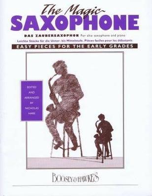 The magic Saxophone /  / Boosey & Hawkes