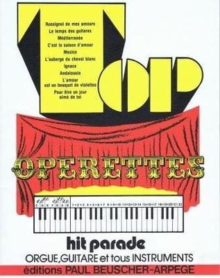 TOP / TOP Opérettes /  / Paul Beuscher