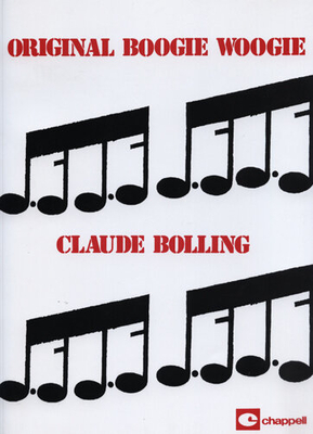 Original Boogie Woogie / Bolling Claude / Carisch