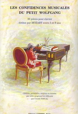 Les confidences du petit Wolfgang / Mozart Wolfgang Amadeus / Combre