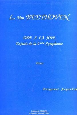 Ode à la joie (extr. de la 9ème symphonie) / Beethoven Ludwig van / Combre