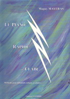 Le piano rapide et clair / Anduru-Mayeras Maguy / Combre