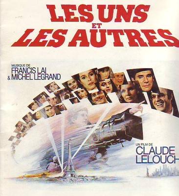 Les uns et les autres (musique du film) / Lai Francis / Legrand Michel / Editions 23