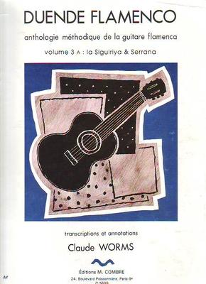 Duende Flamenco vol. 3A / Worms Claude / Combre