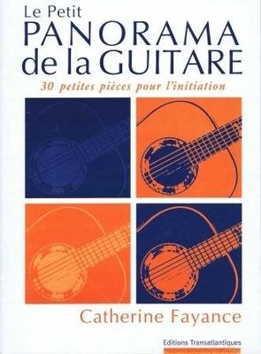 Le petit panorama de la guitare / Fayance Catherine / Transatlantiques