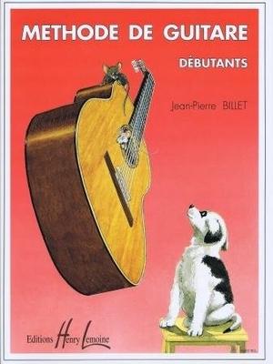 Méthode guitare / Billet Jean-Pierre / Henry Lemoine