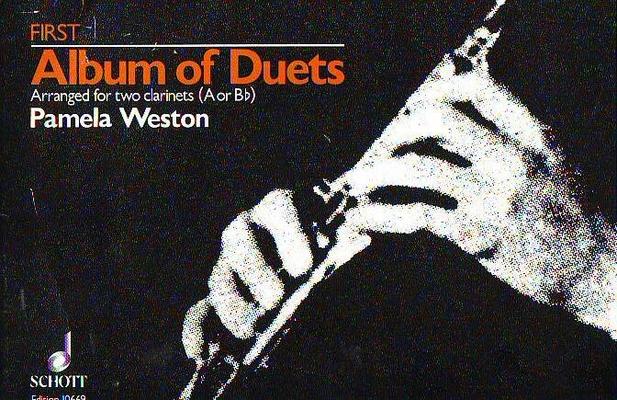 First Album of Duets /  / Schott