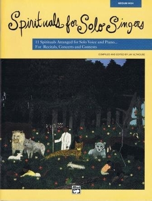 Spirituals for Solo Singers /  / Alfred Publishing