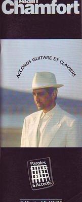 Paroles & accords / Paroles et accords / Chamfort Alain / ID Music