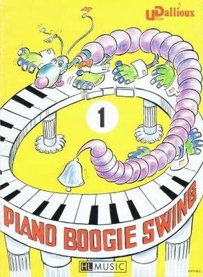 Piano Boogie Swing, vol. 1 / Dallioux Ulrich / Henry Lemoine