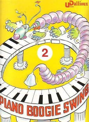 Piano Boogie Swing, vol. 2 / Dallioux Ulrich / Henry Lemoine