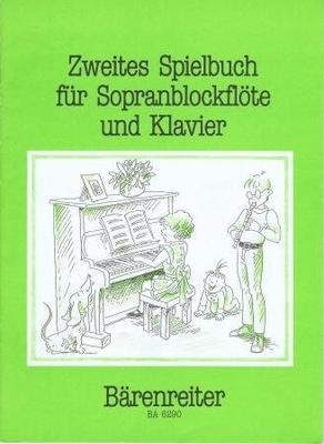 Zweites Spielbuch /  / Bärenreiter