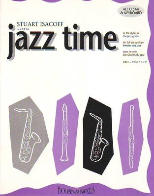 Jazz Time / Isacoff Stuart / Boosey & Hawkes