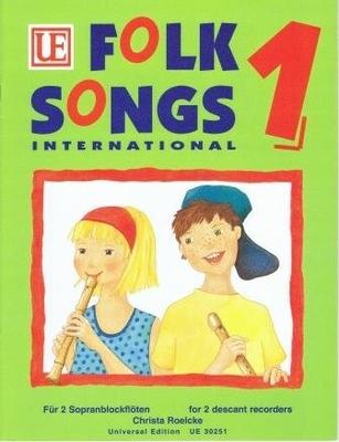Folk songs international 1 /  / Universal Edition