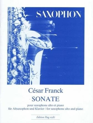 Sonate en la majeur (transcription) / Franck César / Hug