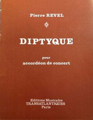Diptyque pièces pour accordéon / Revel Pierre / Transatlantiques