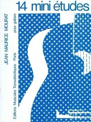 14 mini études / Mourat Jean-Maurice / Transatlantiques
