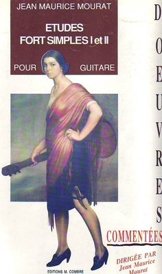 Etudes fort simples I et II / Mourat Jean-Maurice / Combre