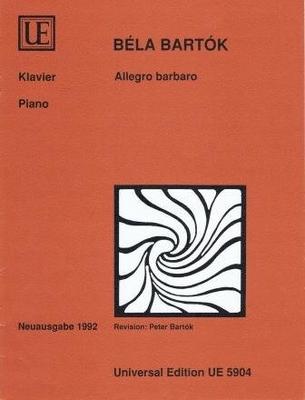 Allegro barbaro / Bartok Bela / Universal Edition