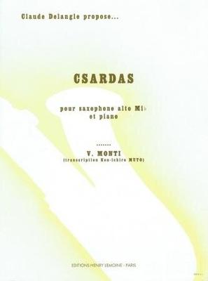 Csardas / Monti Vittorio / Henry Lemoine