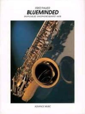 Blueminded / Pauer Fritz / Advance Music