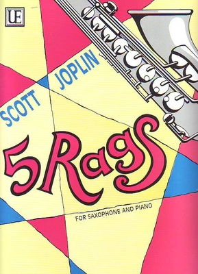 5 Rags / Joplin Scott / Universal Edition