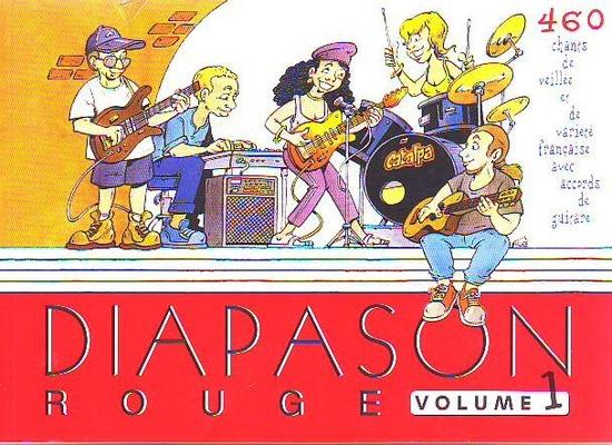 Diapason rouge, vol. 1 /  / Presses d'Ile-de-France