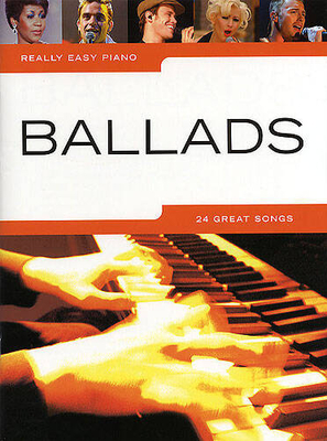 Really easy piano / Really Easy Piano: Ballads /  / Wise Publications