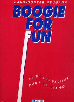 Boogie for fun / Heumann Hans Günter / Henry Lemoine