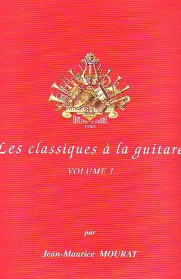 Les classiques à la guitare, vol. 1 /  / Combre