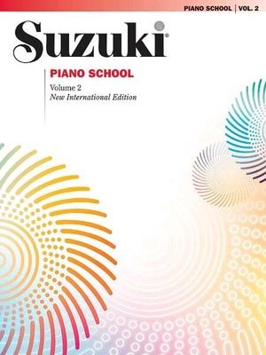Suzuki Piano School vol. 2 New International Edition / Suzuki Shinichi / Alfred Publishing
