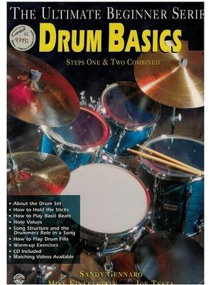 Drum Basics / Gennaro/Finkelstein/Testa / Warner Bros
