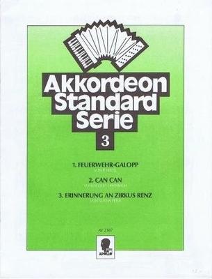 Akkordeon Standard Serie 3 /  / Apollo-Verlag