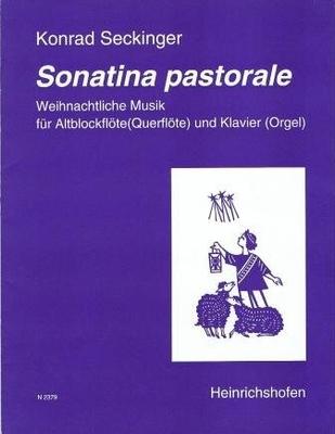Sonatina pastorale / Seckinger Konrad / Noetzel