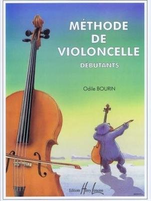 Méthode de violoncelle débutants vol. 1 / Bourin Odile / Henry Lemoine