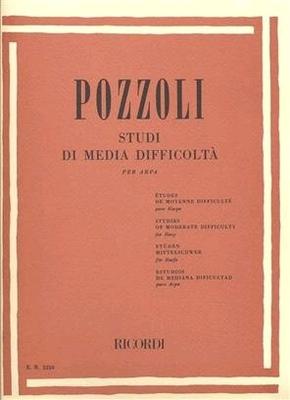 Studi di media difficoltà / Pozzoli Ettore / Ricordi