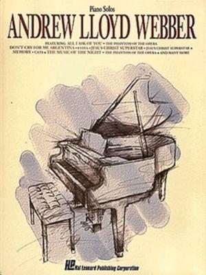 Andrew Lloyd Webber For Piano / Webber Andrew Lloyd / Hal Leonard